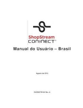 Shopstream Connect™ - Manual de Uso